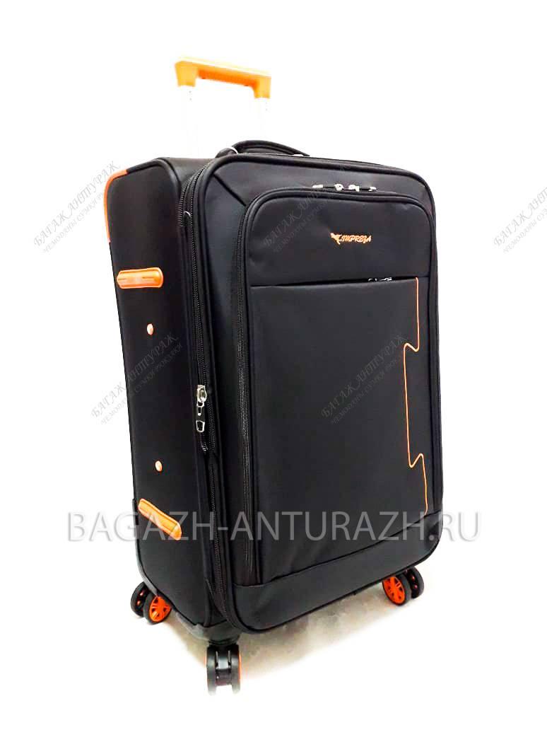 68ed10ce85c8 Купить Чемодан тканевый IMPREZA ТЧ-101 (съемные колеса) в интернет ...